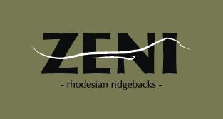 ZENI Rhodesian Ridgebacks